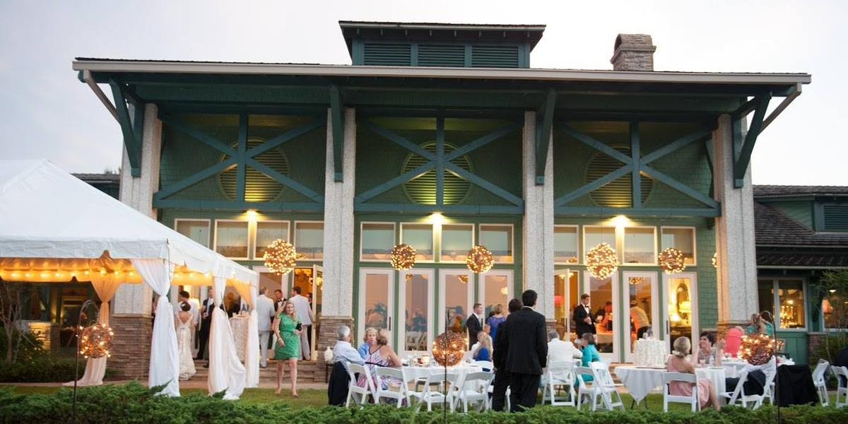 Hampton Lake wedding Hilton Head