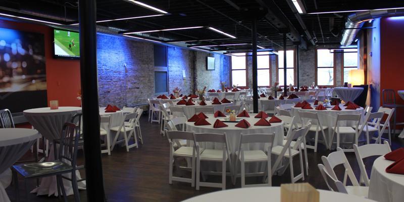 Evolution MKE wedding Milwaukee