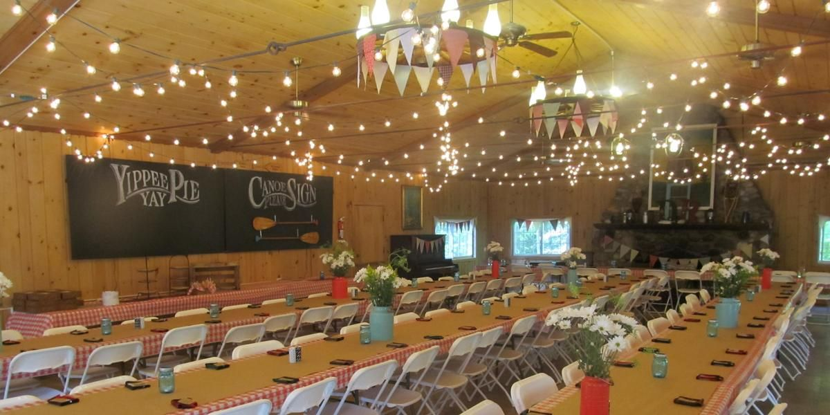 Camp Nawakwa wedding Wausau