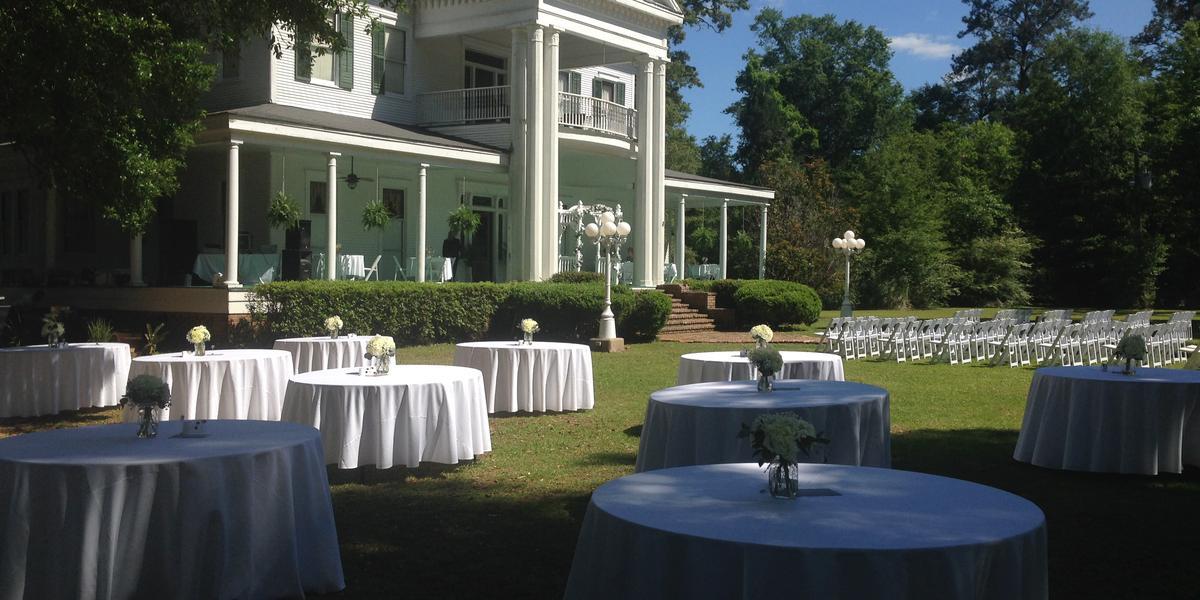 Blythewood Plantation wedding Baton Rouge