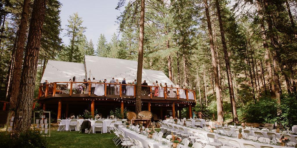 Tierra Retreat Center wedding Seattle