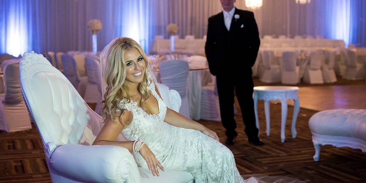 Kalahari Resorts & Conventions Wisconsin wedding Madison