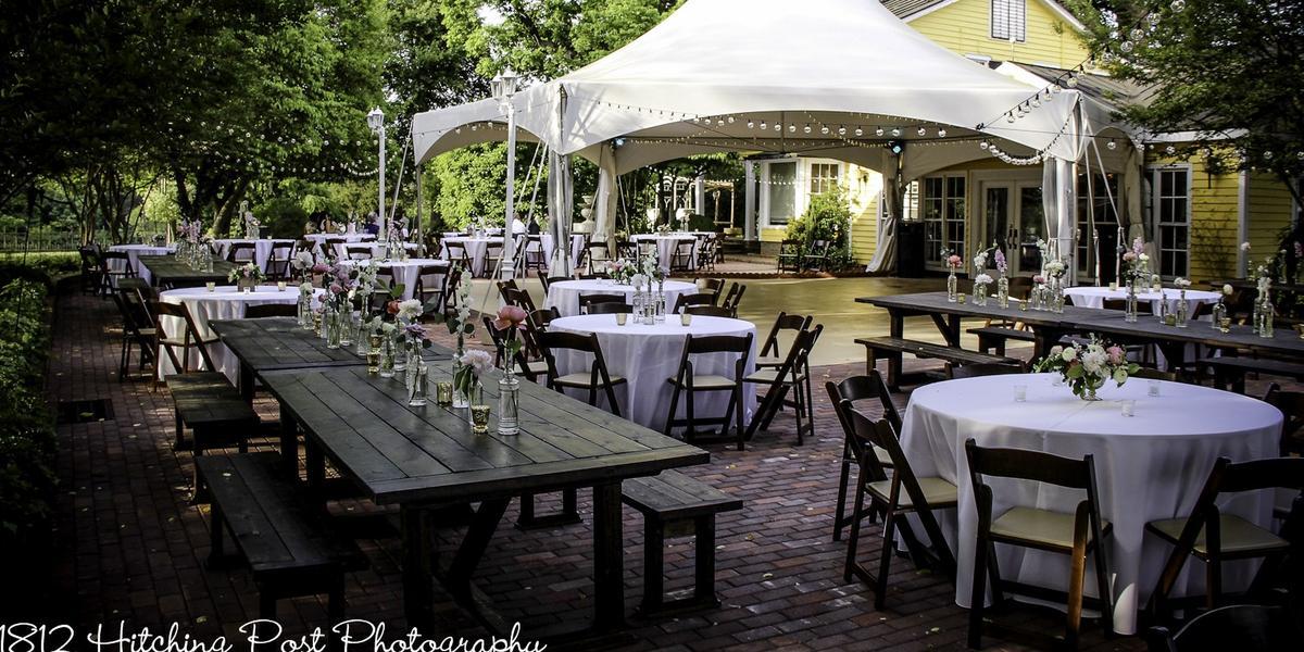 1812 Hitching Post wedding Greensboro/Triad