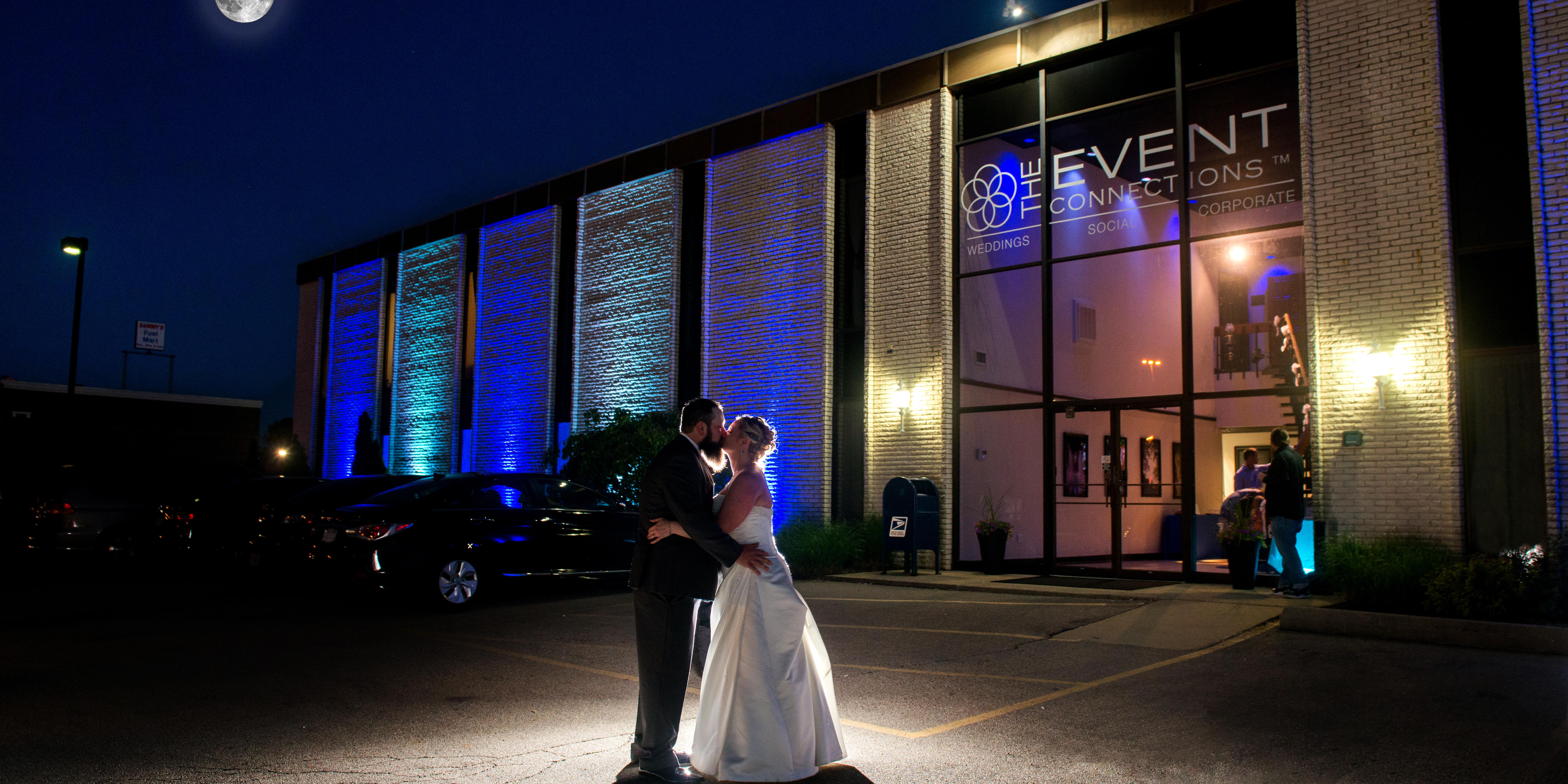 The Galleria Event and Conference Center wedding Dayton