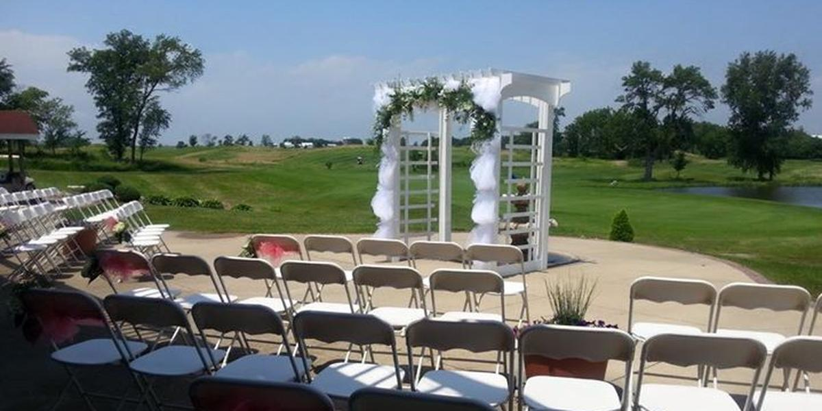 Wildcat Golf Course wedding Des Moines