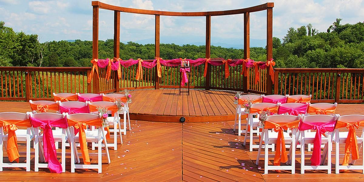 Flower Mountain Weddings wedding Gatlinburg