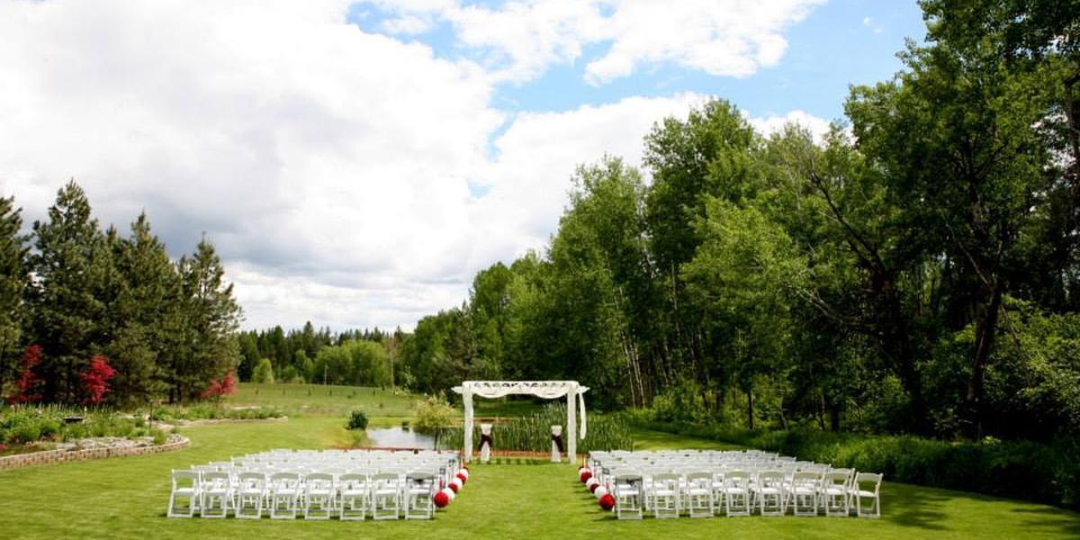 Aspen Grove wedding Spokane