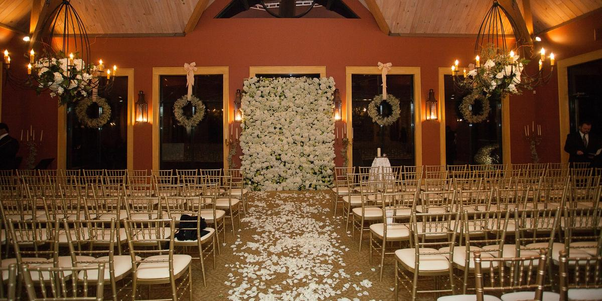 Canebrake Country Club wedding Mississippi