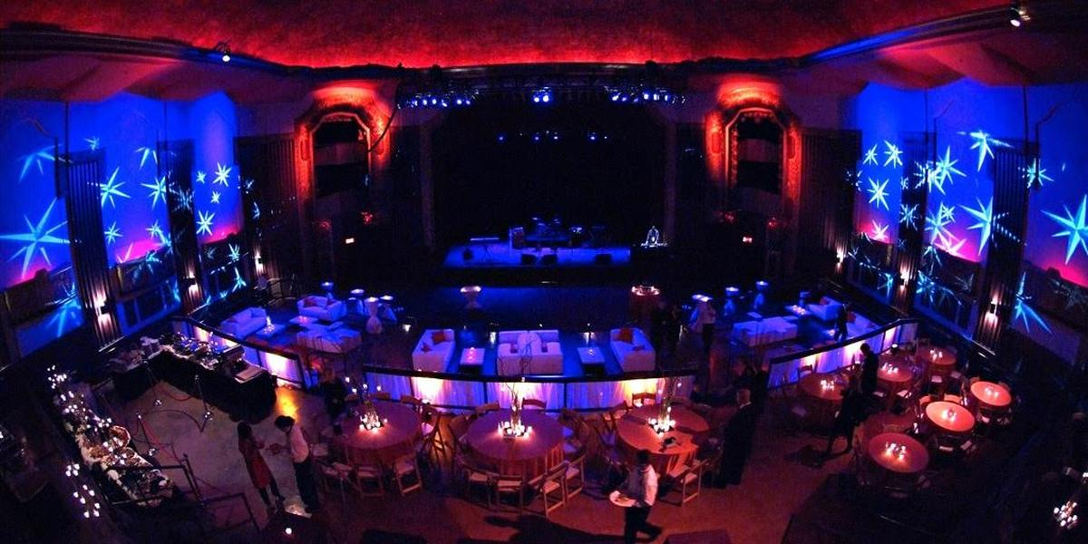 The Royal Oak Music Theatre wedding Detroit