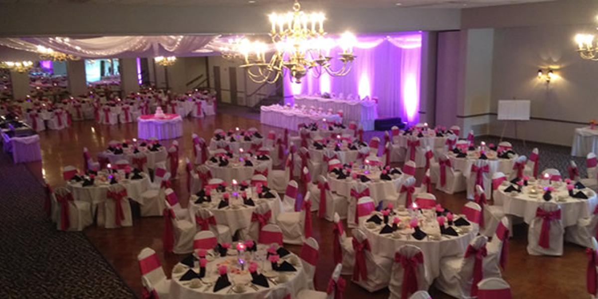 St. Paul Hellenic Center wedding Cleveland