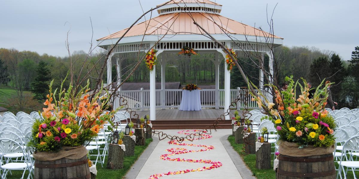 Spring Valley Golf Course wedding Cleveland