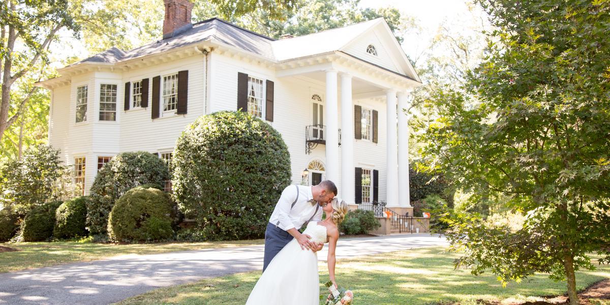 Duncan Estate wedding Greenville