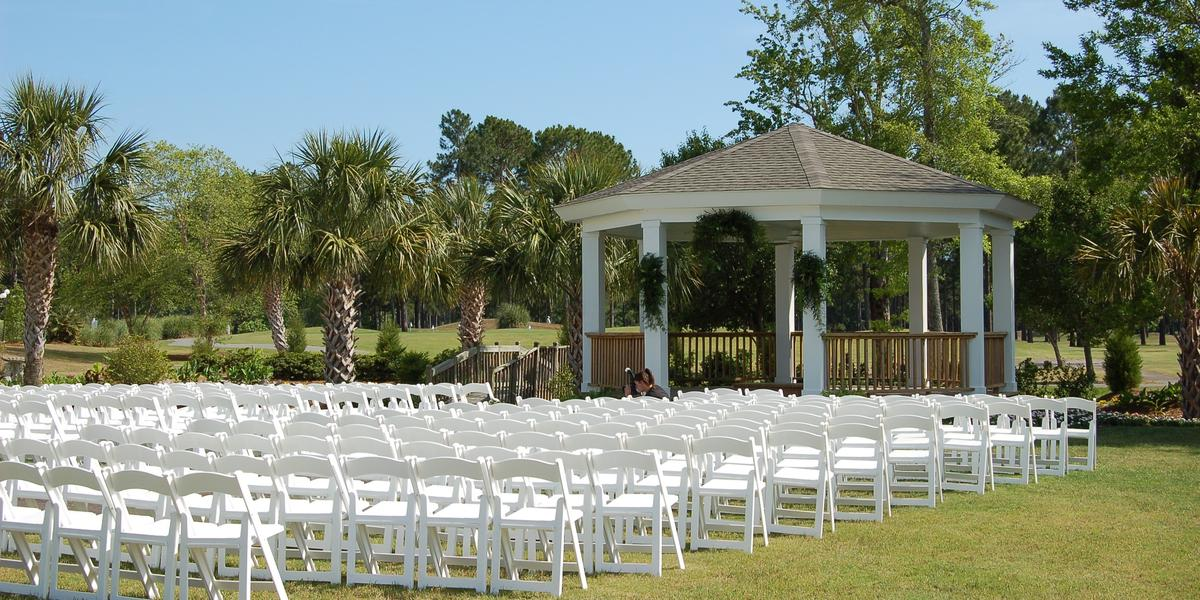 Sea Trail Resort wedding Wilmington
