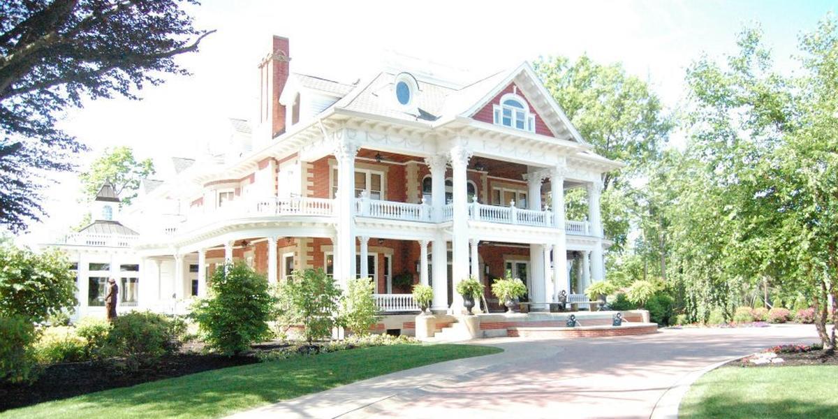 Sebring Mansion Inn & Spa wedding Cleveland