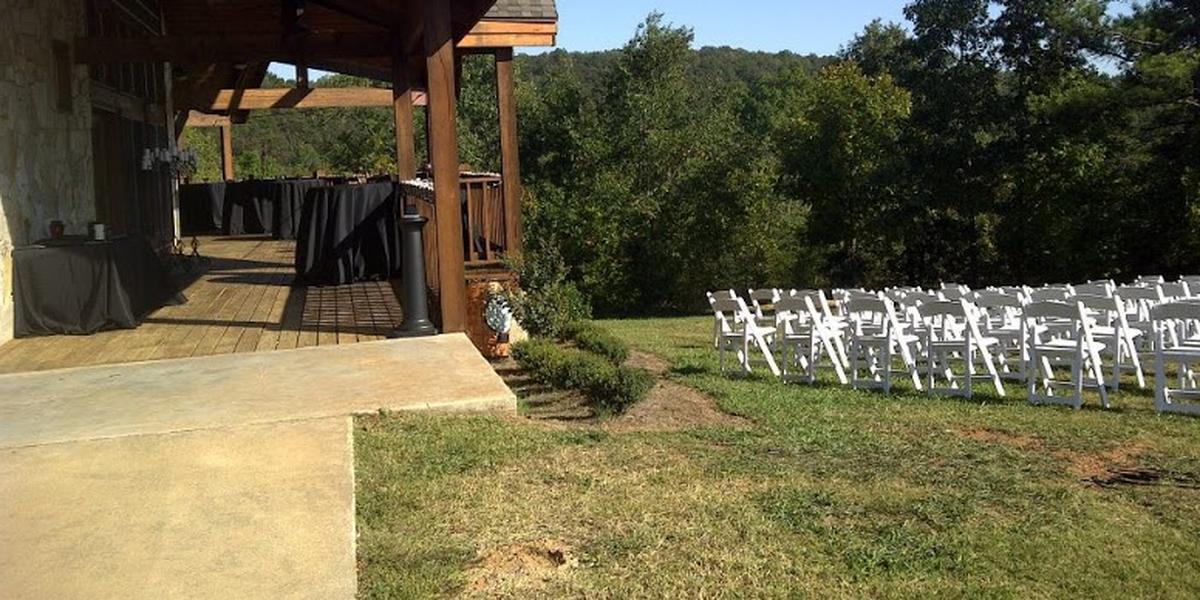Camp Kiwanis wedding Atlanta