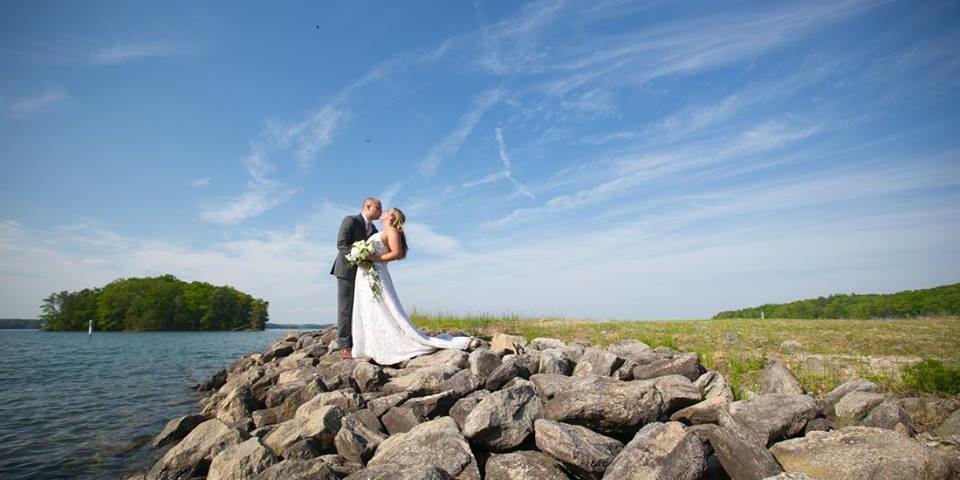 Lanier Islands wedding Atlanta