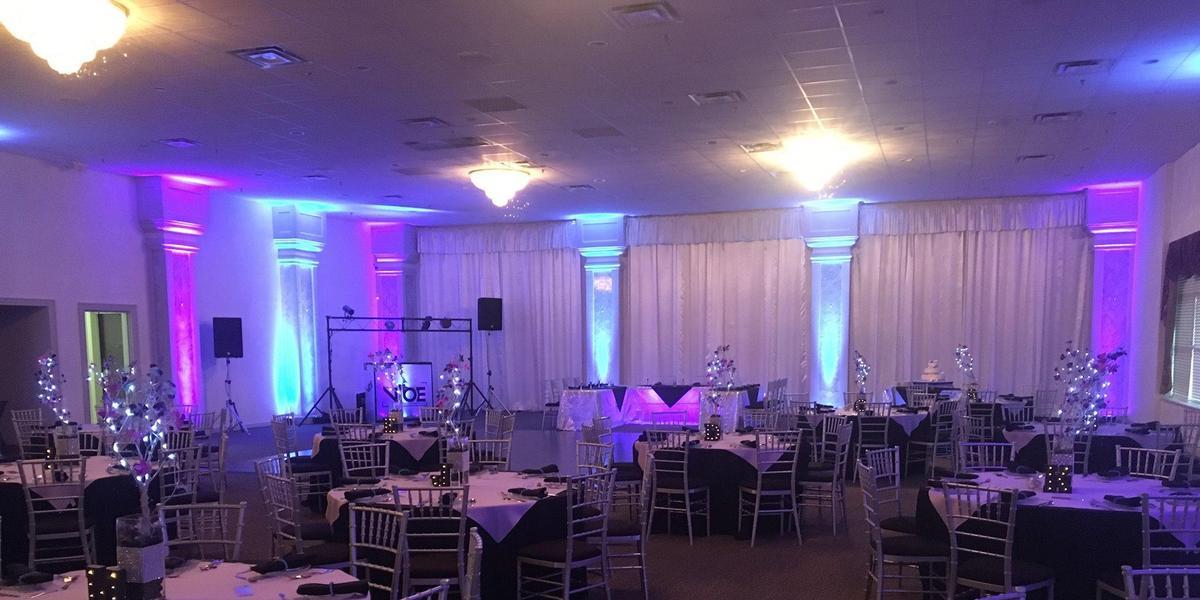 Elegant Events Banquet Center wedding Detroit