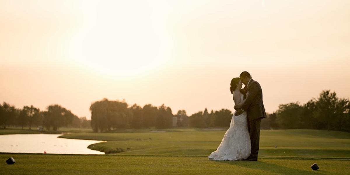 BanBury Golf Club wedding Idaho