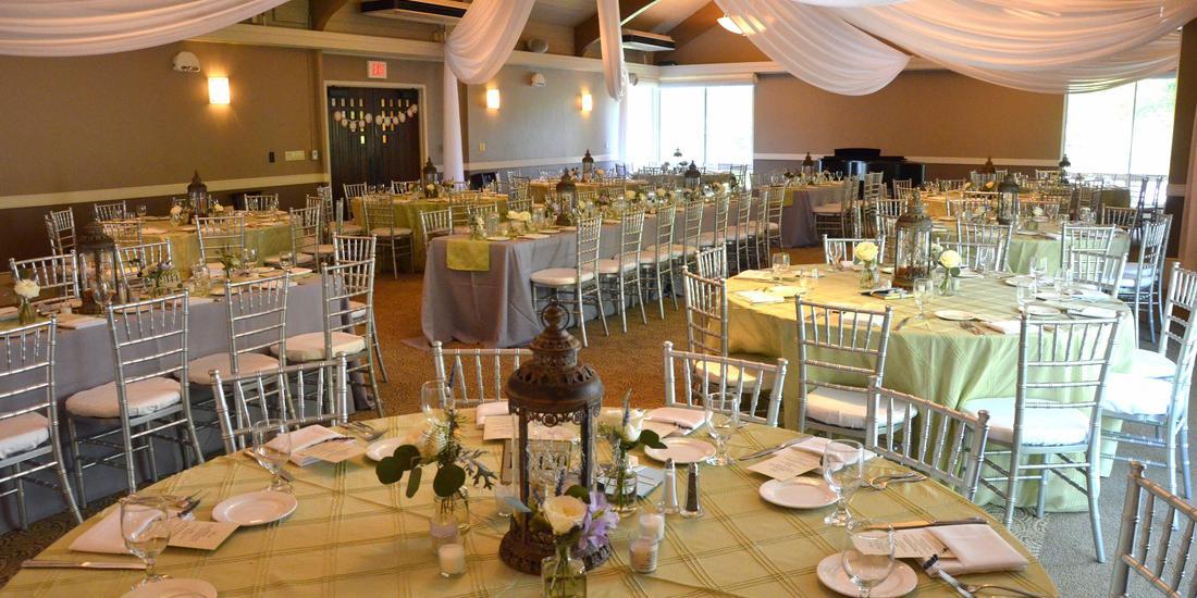 Ann Arbor City Club wedding Detroit