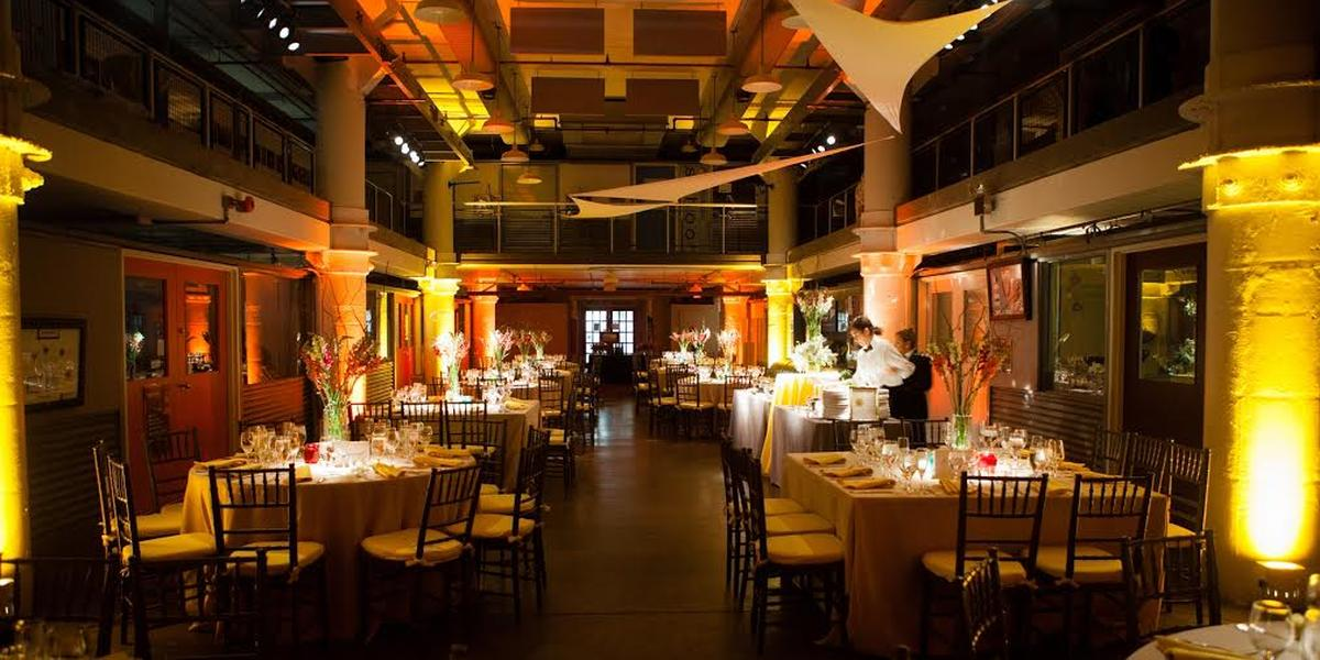 Torpedo Events Factory wedding Northern Virginia