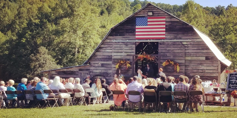 Payne Meadows wedding Asheville
