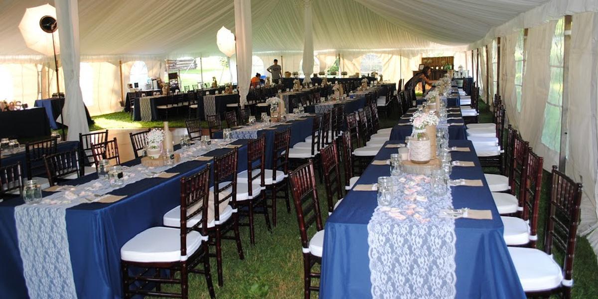 Historic Crab Orchard Museum wedding Southwest Virginia