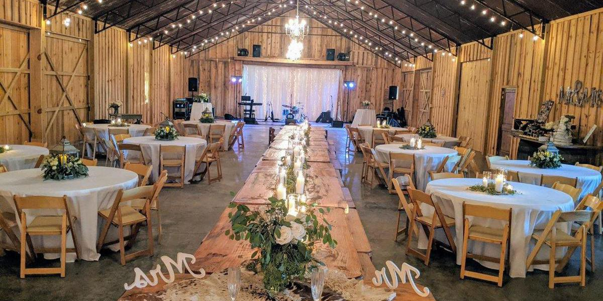 Dream Field Farms wedding Southern Alabama