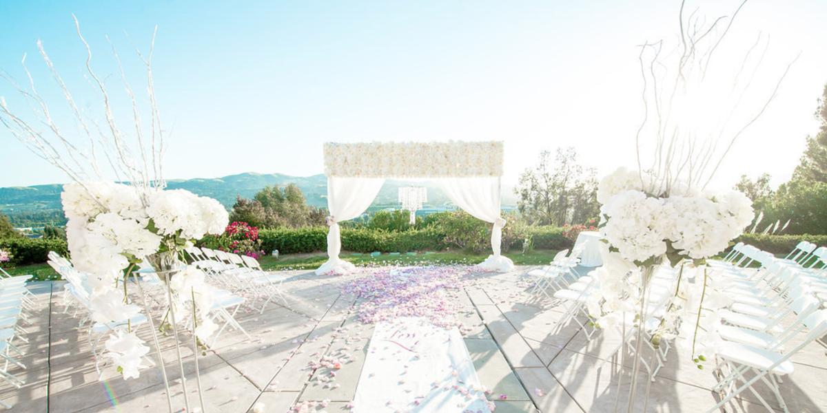 Canyon View wedding East Bay