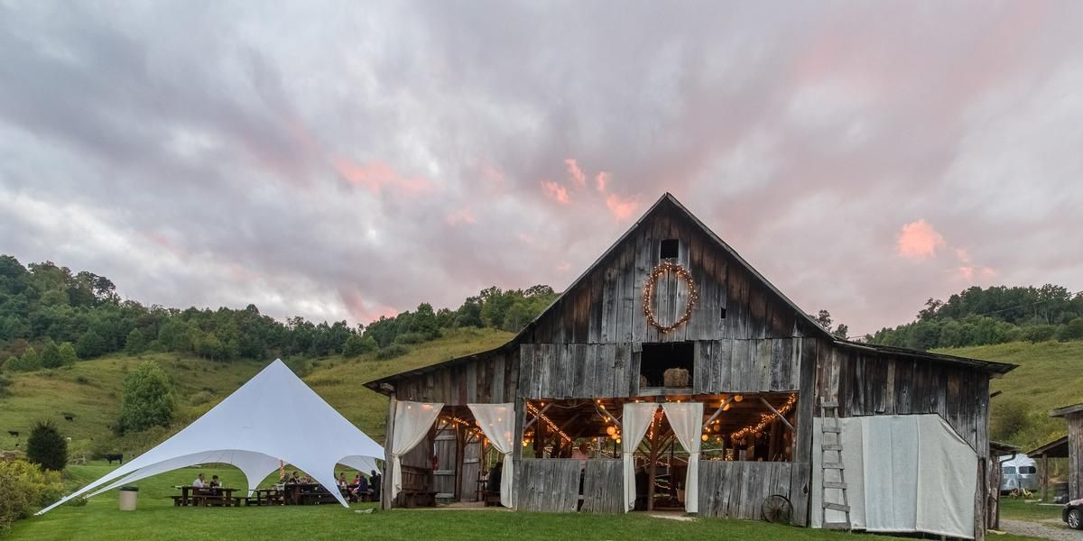 White Fence Farm wedding Knoxville