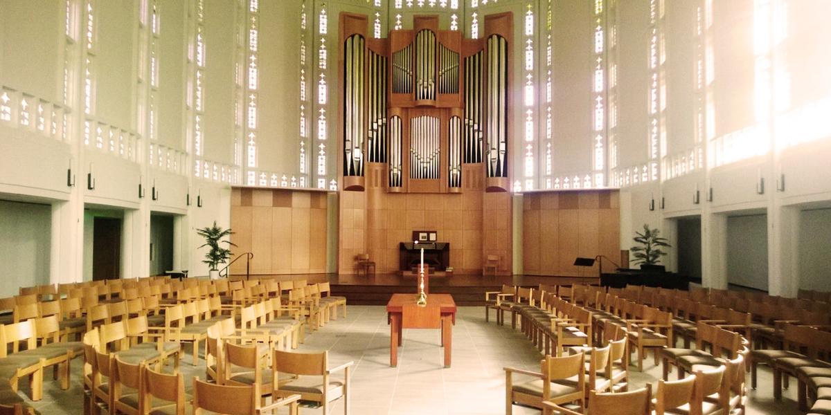 Plymouth Church wedding Seattle