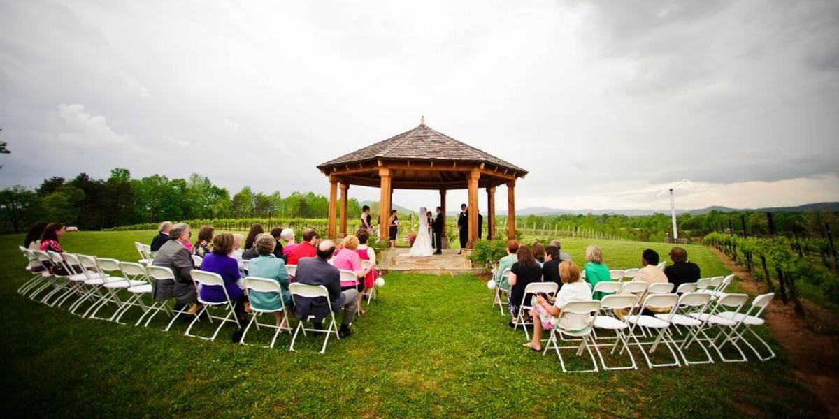 Round Peak Vineyards wedding Greensboro/Triad