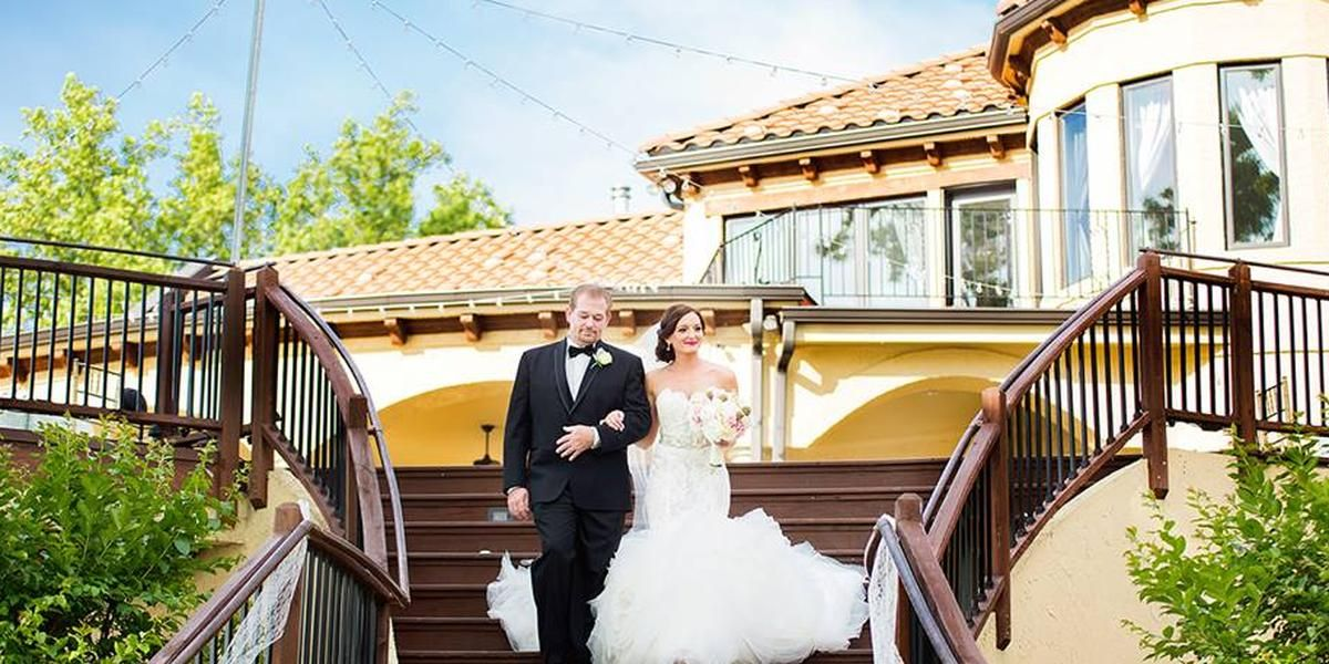 The Bella Collina Mansion wedding Greensboro/Triad