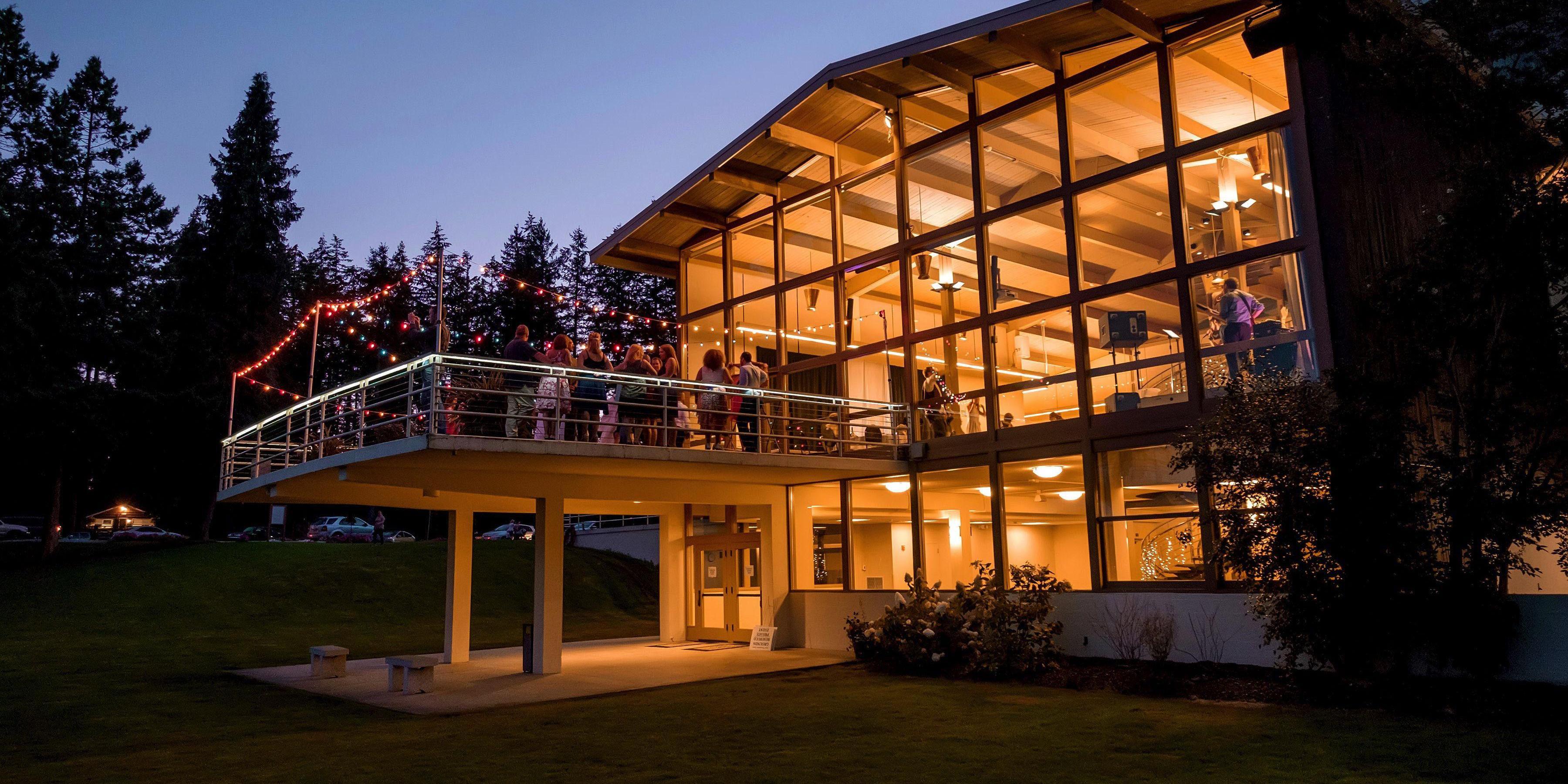 Lake Wilderness Lodge wedding Seattle