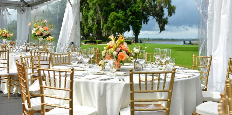 The Ford Plantation wedding Savannah