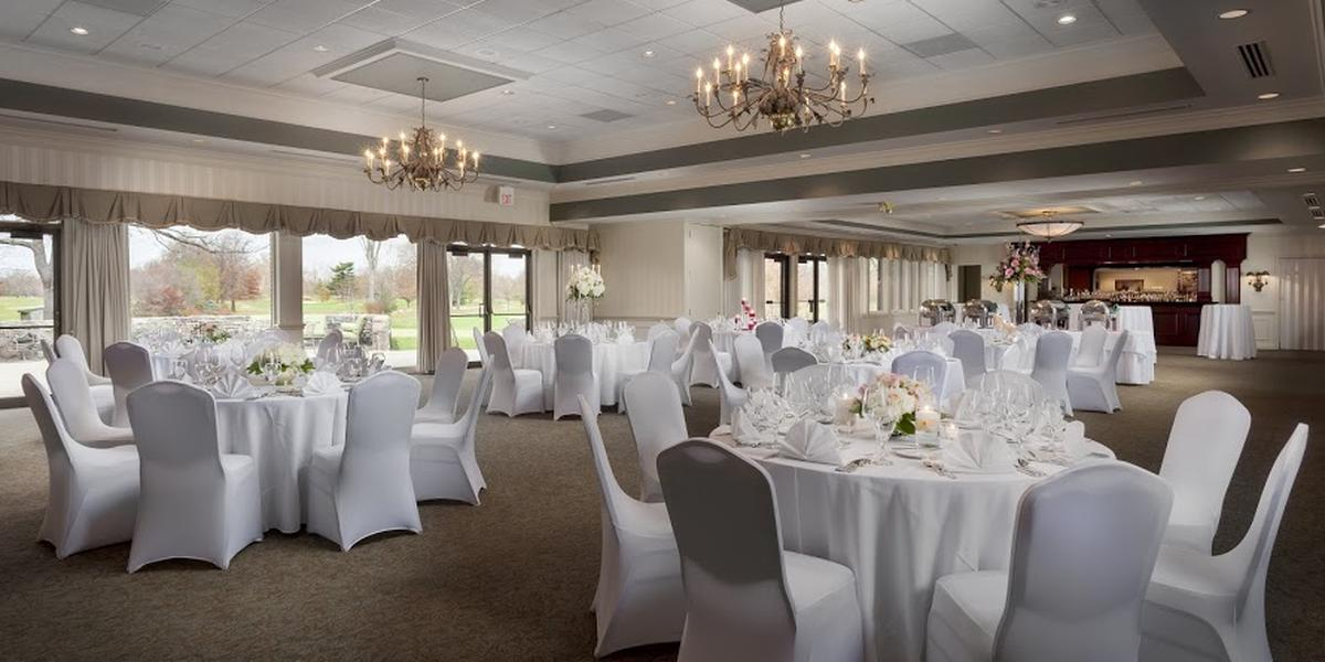 Lochmoor Club wedding Detroit