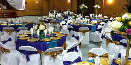 Grotto Hall Catering wedding Cleveland