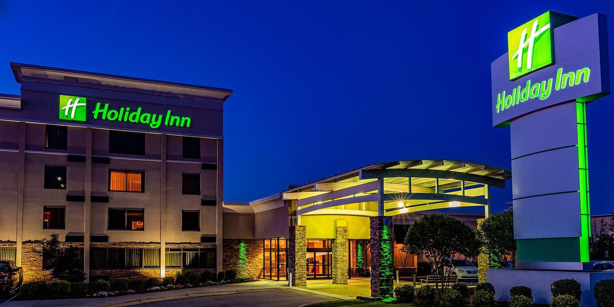 Holiday Inn Greensboro Airport wedding Greensboro/Triad