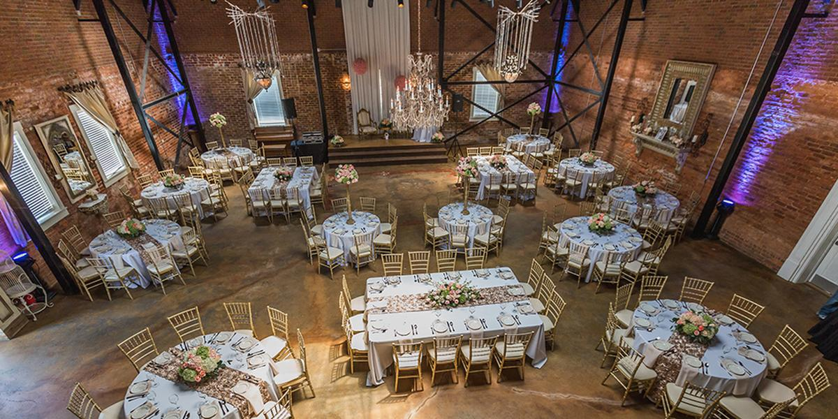 Roswell Historic Cottage wedding Atlanta
