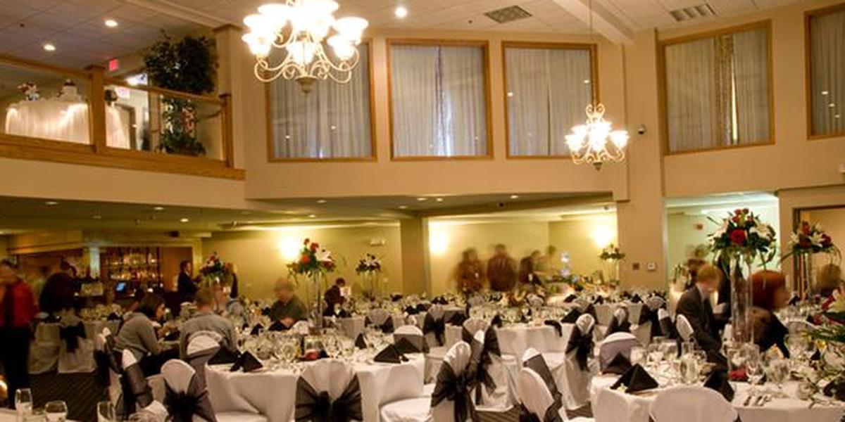 Wyndham Garden Hotel wedding Madison