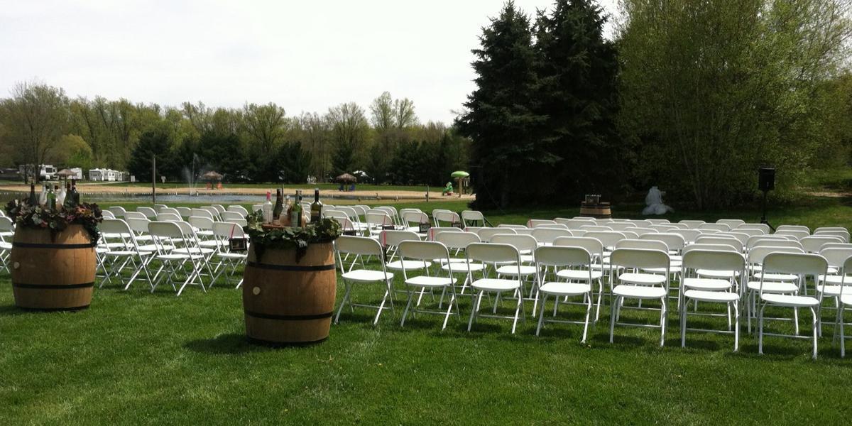 American Wilderness Campground & Event Center wedding Cleveland