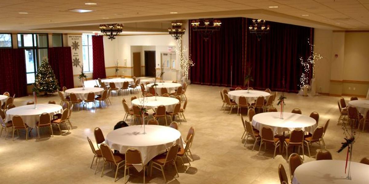 Marion Palace Theatre wedding Columbus