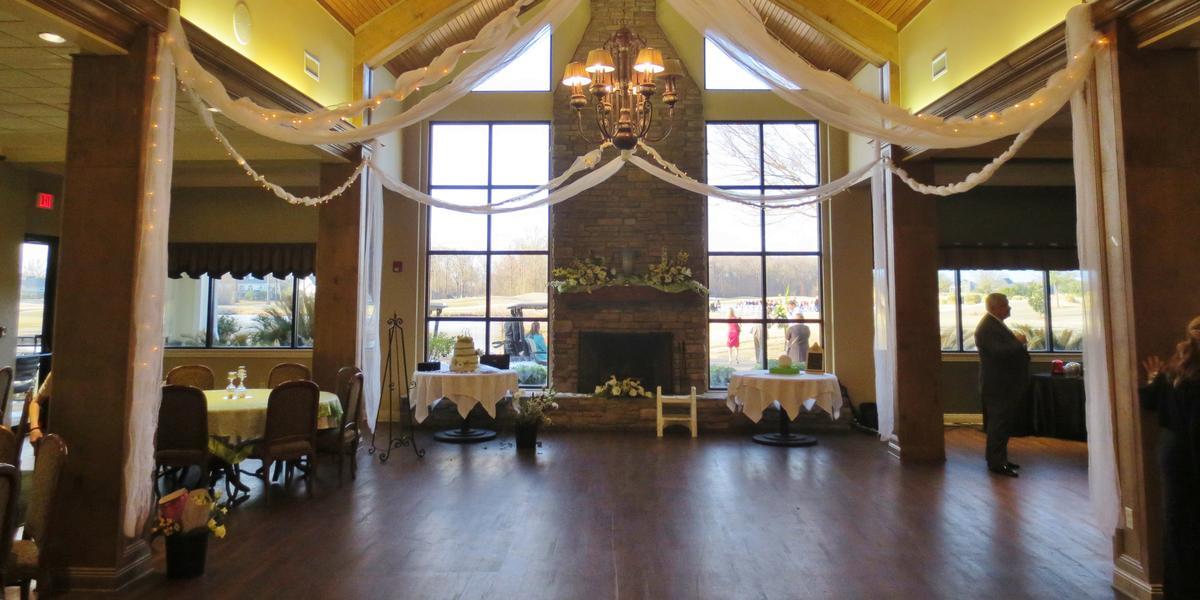 The Golf Club at Stonebridge wedding Northern Louisiana