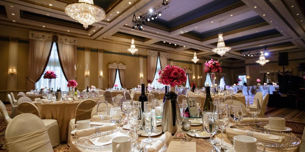 Crystal Ballroom at the Lerner wedding Northeast Indiana
