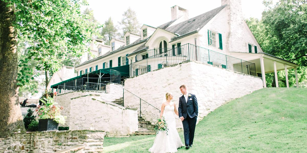 Philander Chase Knox Estate wedding Philadelphia