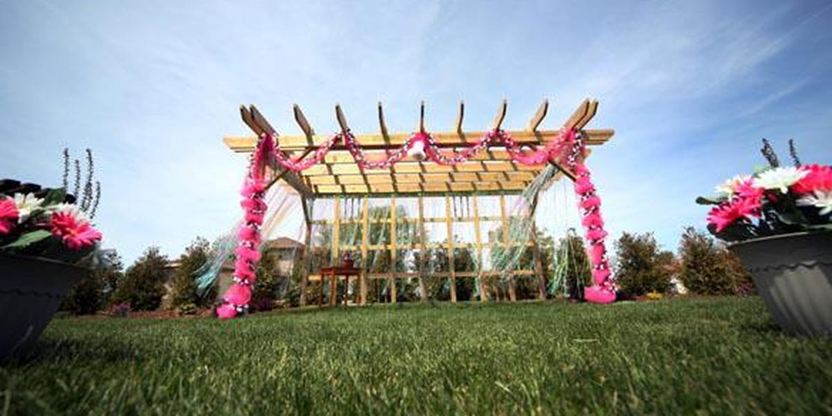Twin Fountains wedding Green Bay