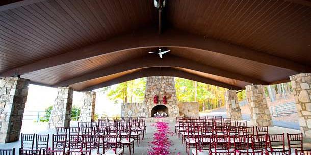 Atlanta Evergreen Marriott Conference Resort wedding Atlanta