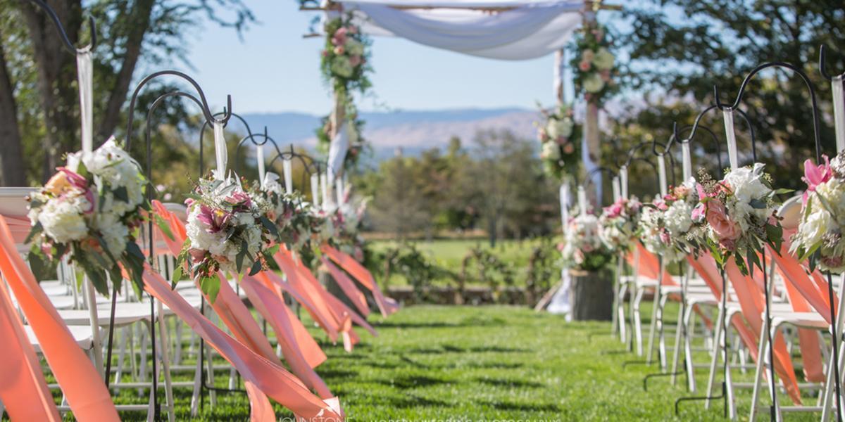 Hidden Valley Country Club wedding Reno