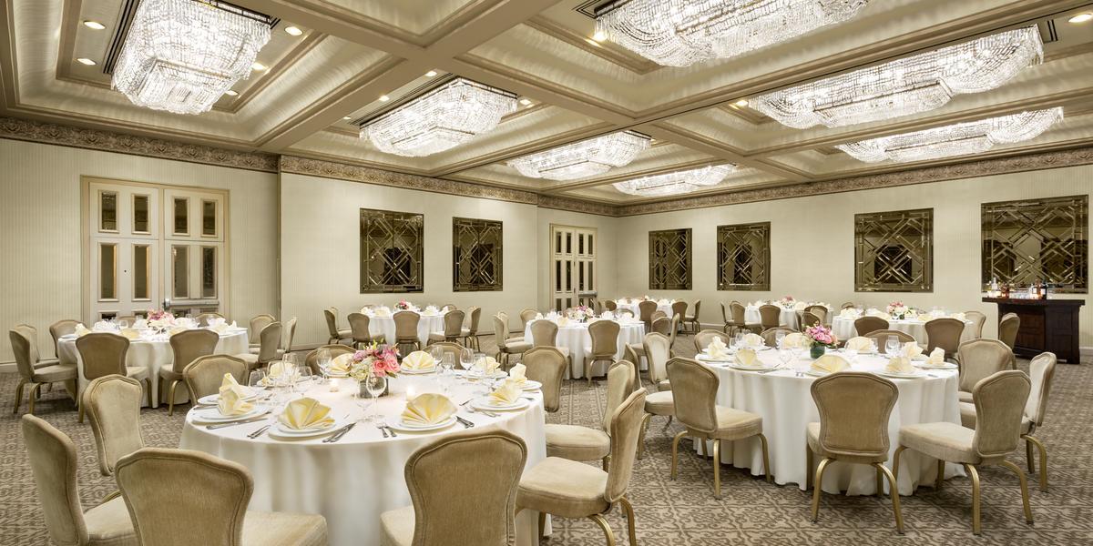 Park Lane Hotel wedding Manhattan
