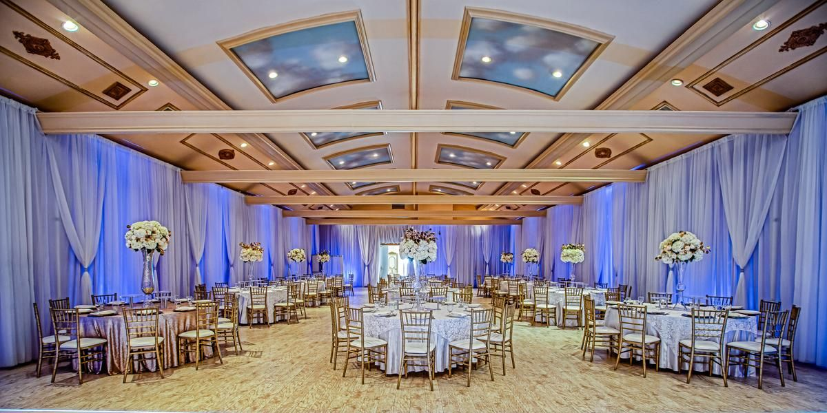 MGM Banquet Hall wedding Los Angeles