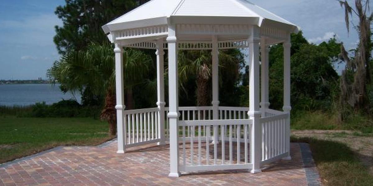 Mackay Gardens and Lakeside Preserve House wedding Tampa